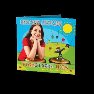 Flohstarke Hits für Kita-Kids CD