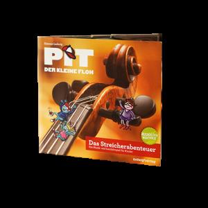 Pit der kleine Floh - Das Streicherabenteuer CD