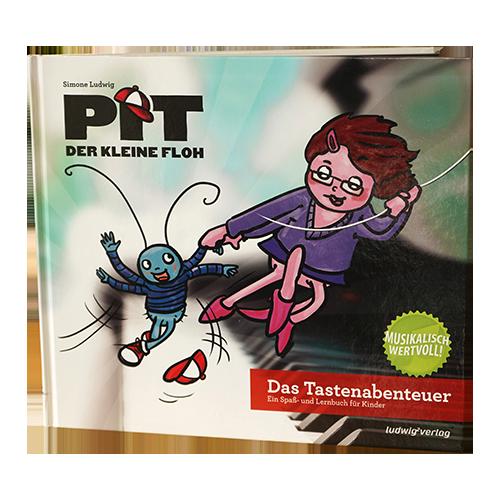 Pit der kleine Floh - Das Tastenabenteuer Buch