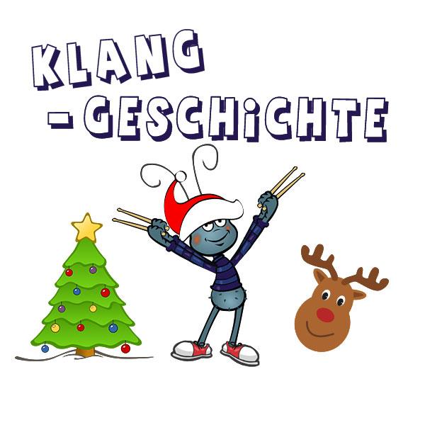 Die Weihnachtszeit Klanggeschichte